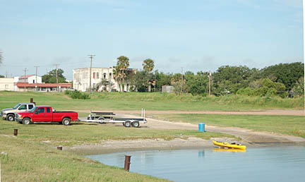 Port lavaca tx boat ramps for Port lavaca fishing